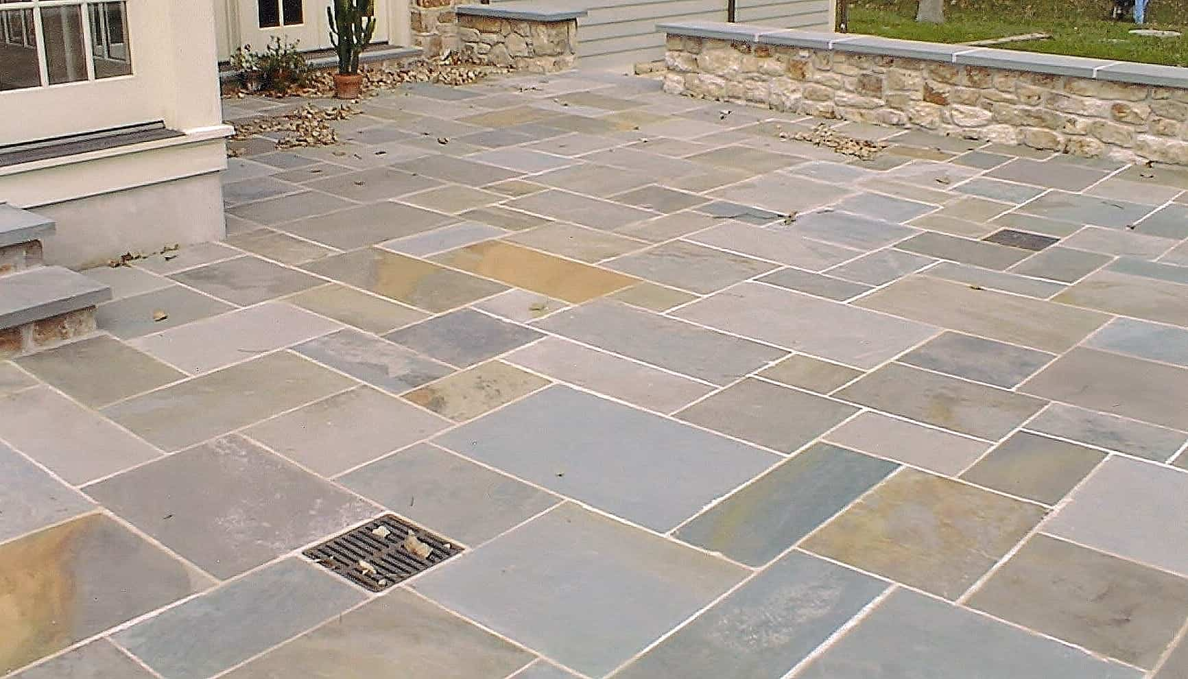 Robinson Flagstone Patterns Random Rectangular Archives