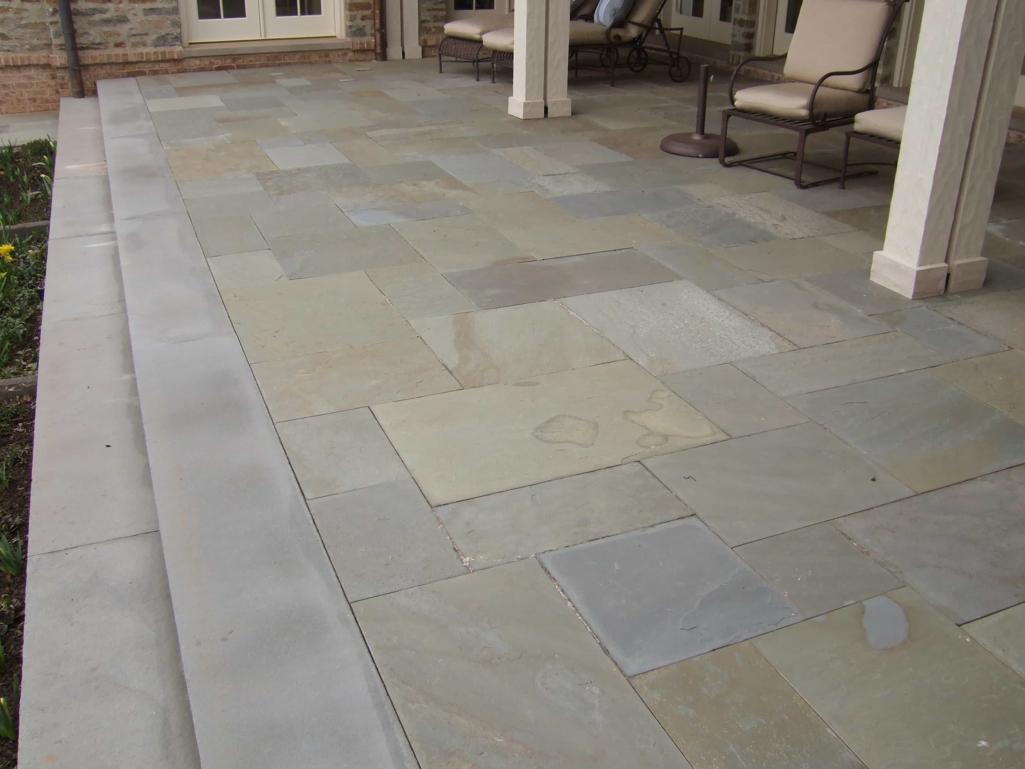 Robinson Flagstone | Typical Flagstone Paving Patterns