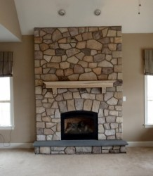 Thermal Bluestone Hearth