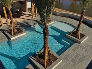 Pool and Spa Coping
