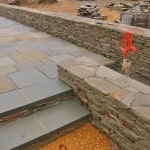 Colonial Stone Wall