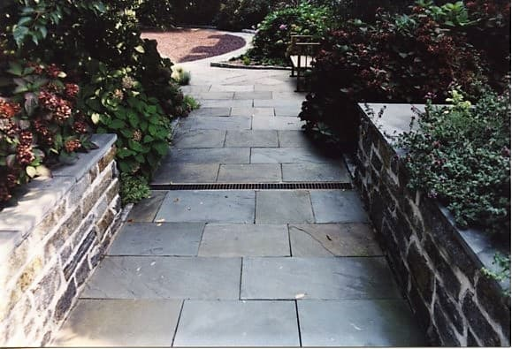 No Extremes, Natural Cleft Paving